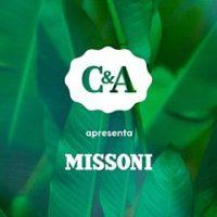 C&A lança coleção em parceria com a Missoni